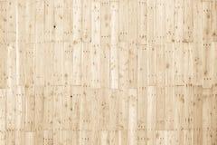 Viejo fondo de madera de la pared del tablón imágenes de archivo libres de regalías