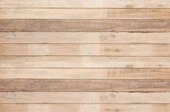 viejo fondo de madera de la pared del tablón, viejo fondo desigual de madera del modelo de la textura imagen de archivo