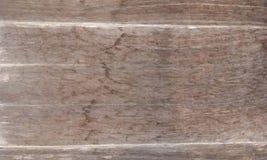 Viejo fondo de madera de la textura del broun Imagen de Horisontal fotos de archivo libres de regalías