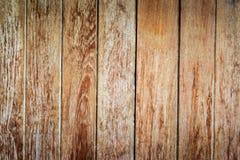 Viejo fondo de madera de la textura de la pared imagen de archivo