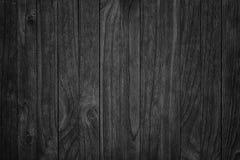 Viejo fondo de madera negro Pizarra textura de madera melancólica Fotos de archivo