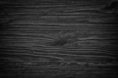 Viejo fondo de madera negro Pizarra textura de madera melancólica imagen de archivo