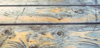 Viejo fondo de madera oscuro de la textura para el texto Fotografía de archivo