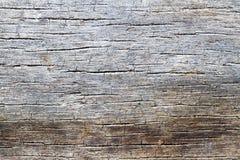 Viejo fondo de madera putrefacto de la textura Fotografía de archivo