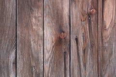 Viejo fondo de madera resistido del tablón Imágenes de archivo libres de regalías