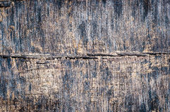 Viejo fondo de madera roto del extracto de la textura Imagen de archivo libre de regalías