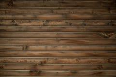 Viejo fondo de madera Vector o suelo de madera Imágenes de archivo libres de regalías
