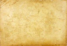 Viejo fondo de papel 1 Foto de archivo libre de regalías