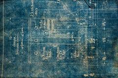Viejo fondo de papel Fotografía de archivo libre de regalías