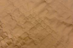 Viejo fondo de papel anaranjado del papel de la textura fotos de archivo libres de regalías