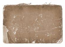 Viejo fondo de papel del grunge Imagen de archivo