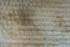 Viejo fondo de papel envejecido Grunge del vintage Concepto de la textura Imagenes de archivo