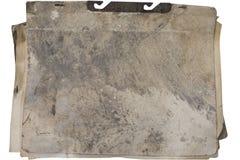 Viejo fondo de papel envejecido Grunge del vintage Concepto de la textura Imagen de archivo libre de regalías