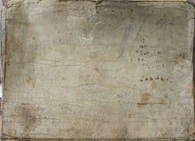 Viejo fondo de papel envejecido Grunge del vintage Concepto de la textura Imagen de archivo