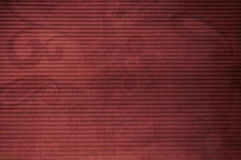 Viejo fondo de papel rojo del extracto de la vendimia Fotografía de archivo