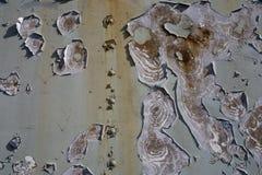 Viejo fondo del acero del vintage Fotografía de archivo