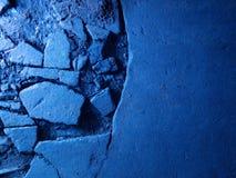 Viejo fondo del asfalto Foto de archivo
