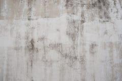 Viejo fondo del muro de cemento Foto de archivo libre de regalías