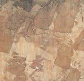 Viejo fondo llevado antiguo de la pared Fotografía de archivo