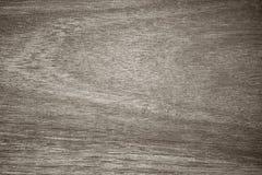 Viejo fondo marrón de madera de la textura Imágenes de archivo libres de regalías