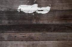 Viejo fondo material de madera pintado de la textura para el papel pintado viejo del vintage Fotografía de archivo libre de regalías