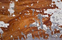 Viejo fondo pintado anaranjado Imágenes de archivo libres de regalías
