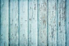 Viejo fondo pintado de madera Foto de archivo