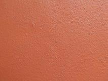 Viejo fondo rojo de la textura del cemento de la pared Imagen de archivo