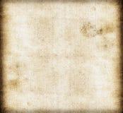 Viejo fondo sucio del papel de la lona imagenes de archivo
