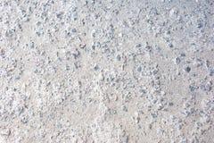 Viejo fondo vacío de la superficie de la carretera La textura del asfalto gastado, piedra machacada puede ser considerada Imagen de archivo libre de regalías
