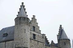 Viejo fortalecimiento en Amberes Foto de archivo libre de regalías
