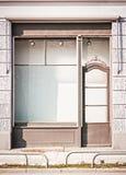 Viejo frente de la tienda Fotografía de archivo libre de regalías