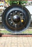 Viejo gongo tailandés Imagen de archivo libre de regalías