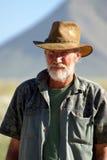 Viejo granjero Fotos de archivo libres de regalías