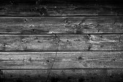 Viejo Gray Wooden Planks Texture Imagen de archivo libre de regalías