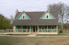 Viejo hogar fotos de archivo