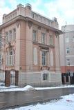 Viejo hogar de Moscú Fotos de archivo libres de regalías