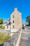 Viejo hogar escocés Imágenes de archivo libres de regalías