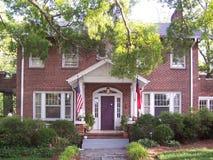 Viejo hogar meridional Imagen de archivo