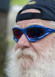 Viejo hombre 6 imagen de archivo libre de regalías