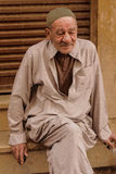 Viejo hombre Fotos de archivo libres de regalías