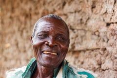 Viejo hombre feliz Fotos de archivo libres de regalías