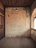 Viejo interior Imagen de archivo
