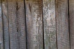 Viejo, los paneles de madera del grunge Foto de archivo