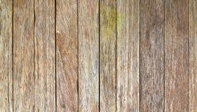 Viejo, los paneles de madera del grunge usados como fondo Fotografía de archivo