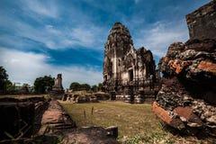 Viejo lugar en Tailandia Fotos de archivo libres de regalías