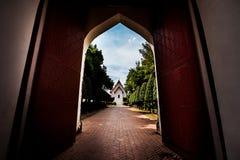 Viejo lugar en Tailandia Foto de archivo libre de regalías