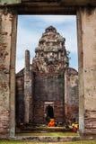 Viejo lugar en Tailandia Fotografía de archivo libre de regalías