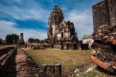 Viejo lugar en Tailandia Fotos de archivo