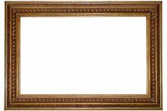 Viejo marco Foto de archivo libre de regalías